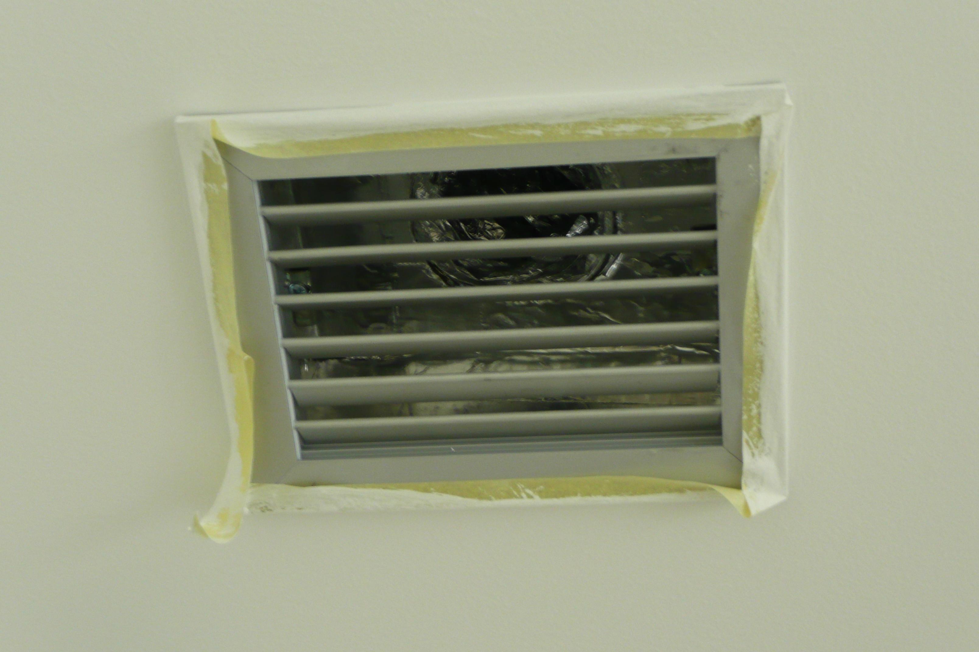 Ventilaci n forzada y recuperador de calor proyecto nehogar - Rejilla ventilacion bano ...